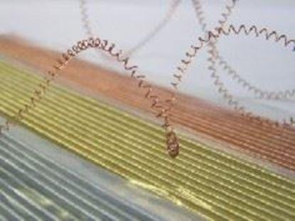 Obrázek Spirálka aranžovací 13cm (10ks)