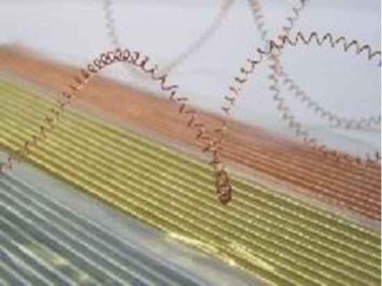 Obrázek z Spirálka aranžovací 13cm (10ks)