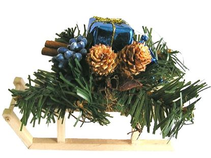 Obrázek Aranžmá X - vánoční
