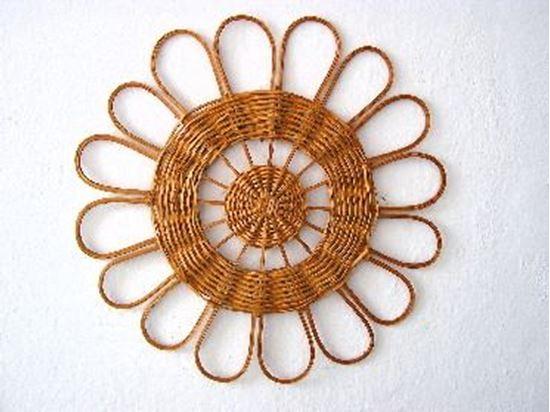 Obrázek z Podklad - rozeta velká ø35cm