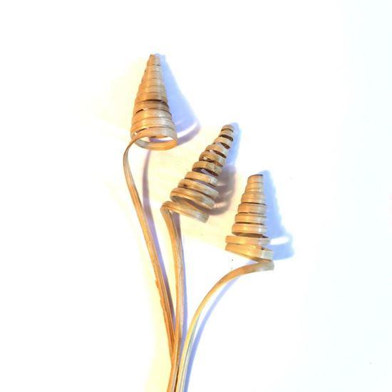 Obrázek z Cane cone - přírodní (25ks)