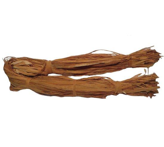 Obrázek z Raffia slim indická - přírodní (1kg)