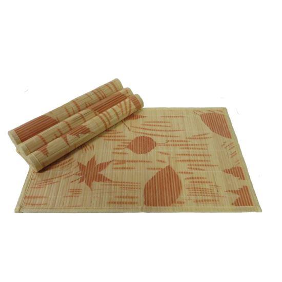 Obrázek z Bambusové prostírání 30x45cm - listy