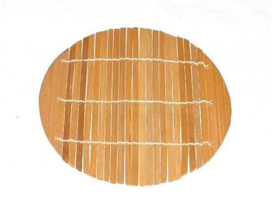 Obrázek z Prostírání bambus ø15cm