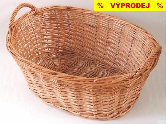 Picture of Koš prádelní - proutěný