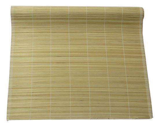 Obrázek z Rohož na stěnu - štípaný bambus 80x300