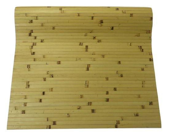 Obrázek z Rohož na stěnu - bambus 70x200 přírodní