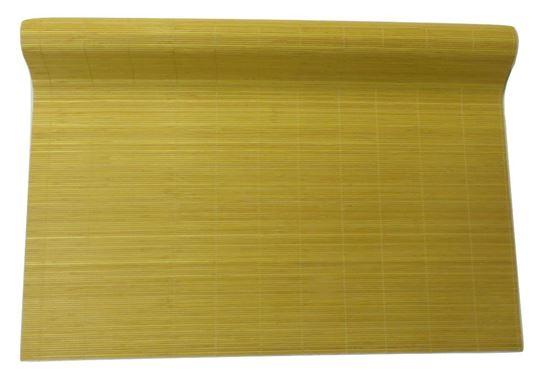Obrázok z Rohož na stenu - bambus 70x200 svetlá