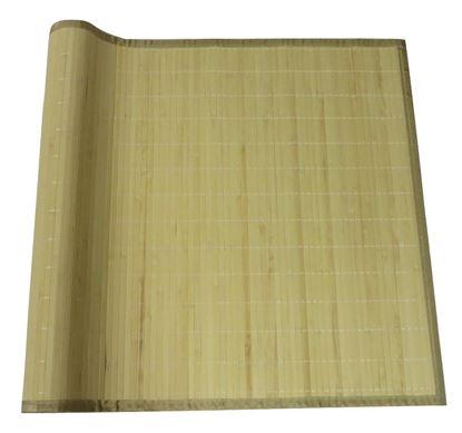 Obrázek Rohož bambusová 70x200 světlá - obšitá