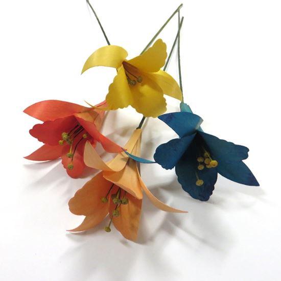 Picture of Deco lilie - barevné (2ks)