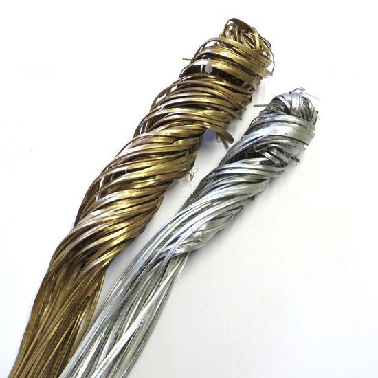 Obrázek z Palm ting ting curly - zlatá, stříbrná (5 svazků)