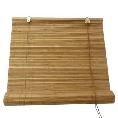 Obrázek Roleta bambusová 60x200 cm