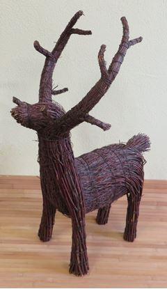 Obrázek Jelen - zahradní dekorace