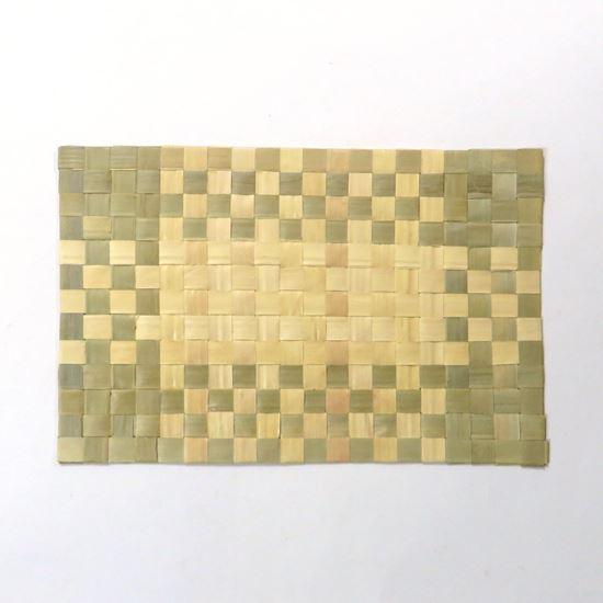 Obrázek z Prostírání - palmový list 20x30cm vzor