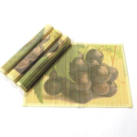 Obrázek z Bambusové prostírání 30x45cm - hrozno