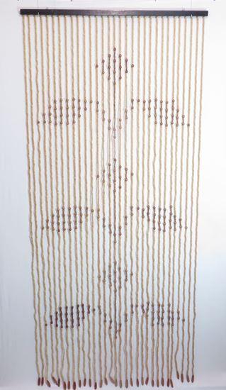 Obrázok z Záves 90x200cm - drevený