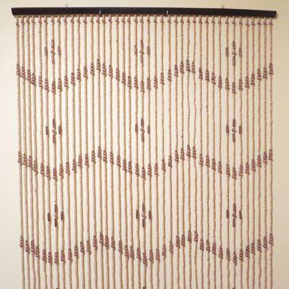 Obrázok z Záves 120x200cm - drevený