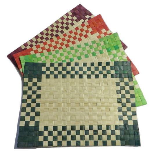 Obrázok z Prestieranie - palmový list 30x40cm - rôzne farby